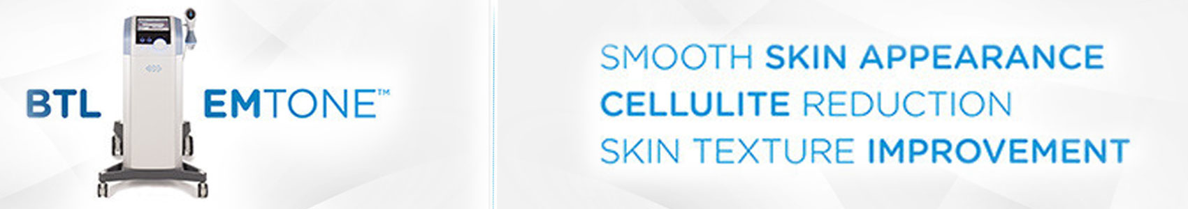 , Emtone™ NJ– Cellulite Reduction for Smooth Looking Radiant Skin